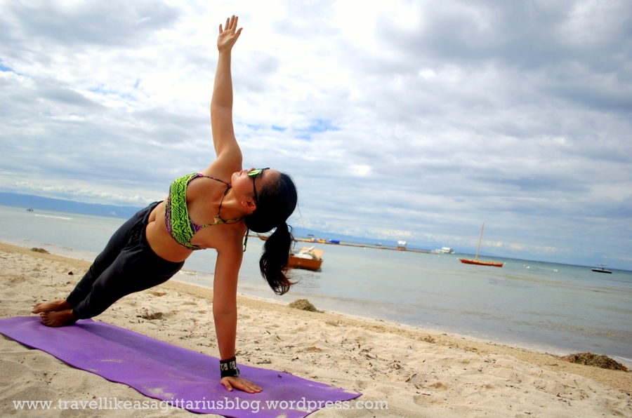15 Minute Power Yoga by Yogabycandace